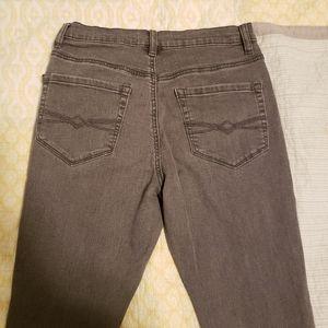 Mudd Jeans - Mudd FLX Stretch High Rise Jean Legging Dark Grey